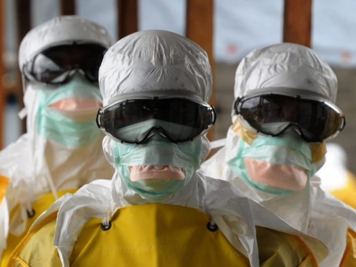 The Ebola Fighters: The Ones Who Answered the Call
