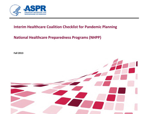pandemic preparedness plan template - coop cdph emergency preparedness office