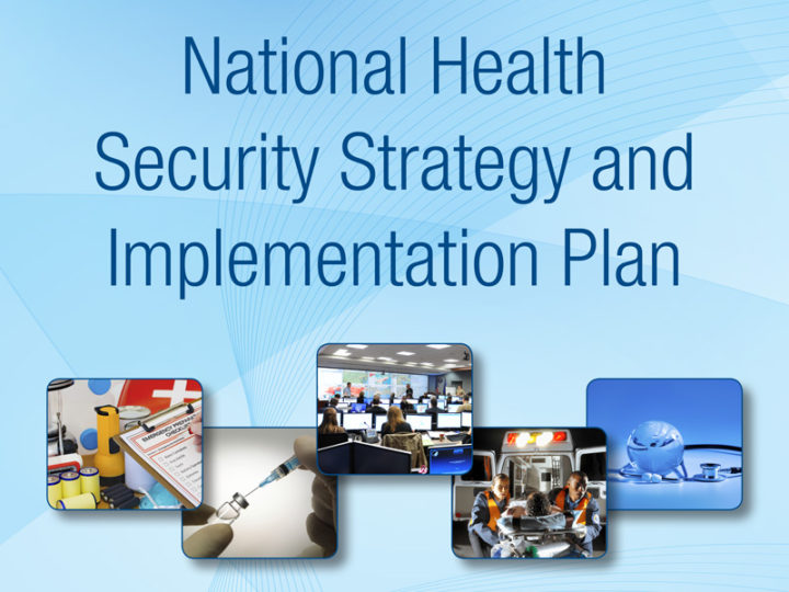 National Health Security Strategy and Implementation Plan