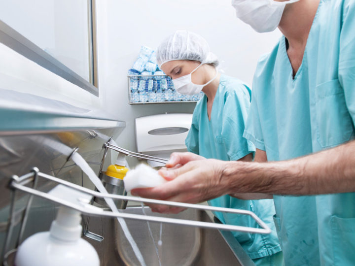 Influenza Infection Control in Health Care Facilities