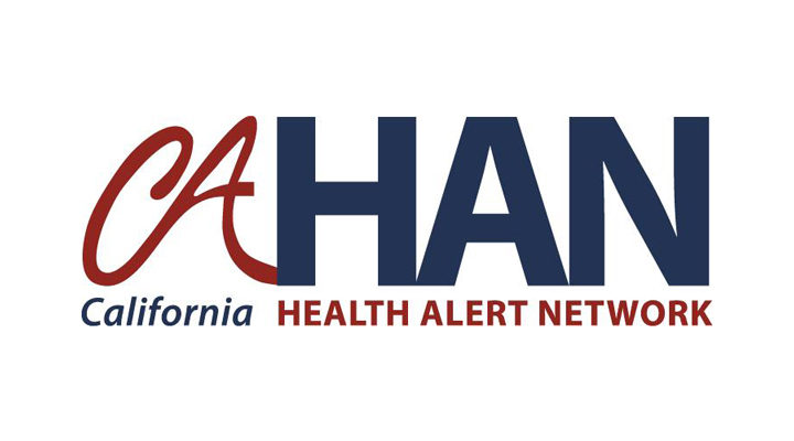 California Health Alert Network (CAHAN)