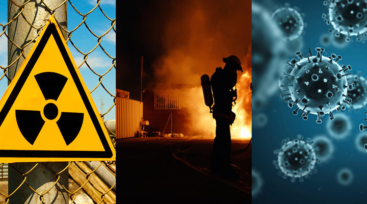 Chemical, Biological, Radiological, Nuclear, and Explosives (CBRNE)