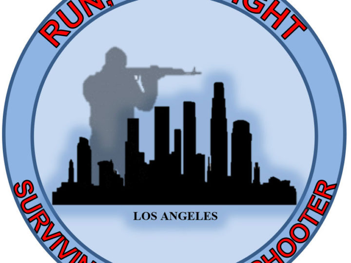 Run Hide Fight – Active Shooter Brochure
